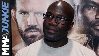 Bellator 226: Cheick Kongo media day interview