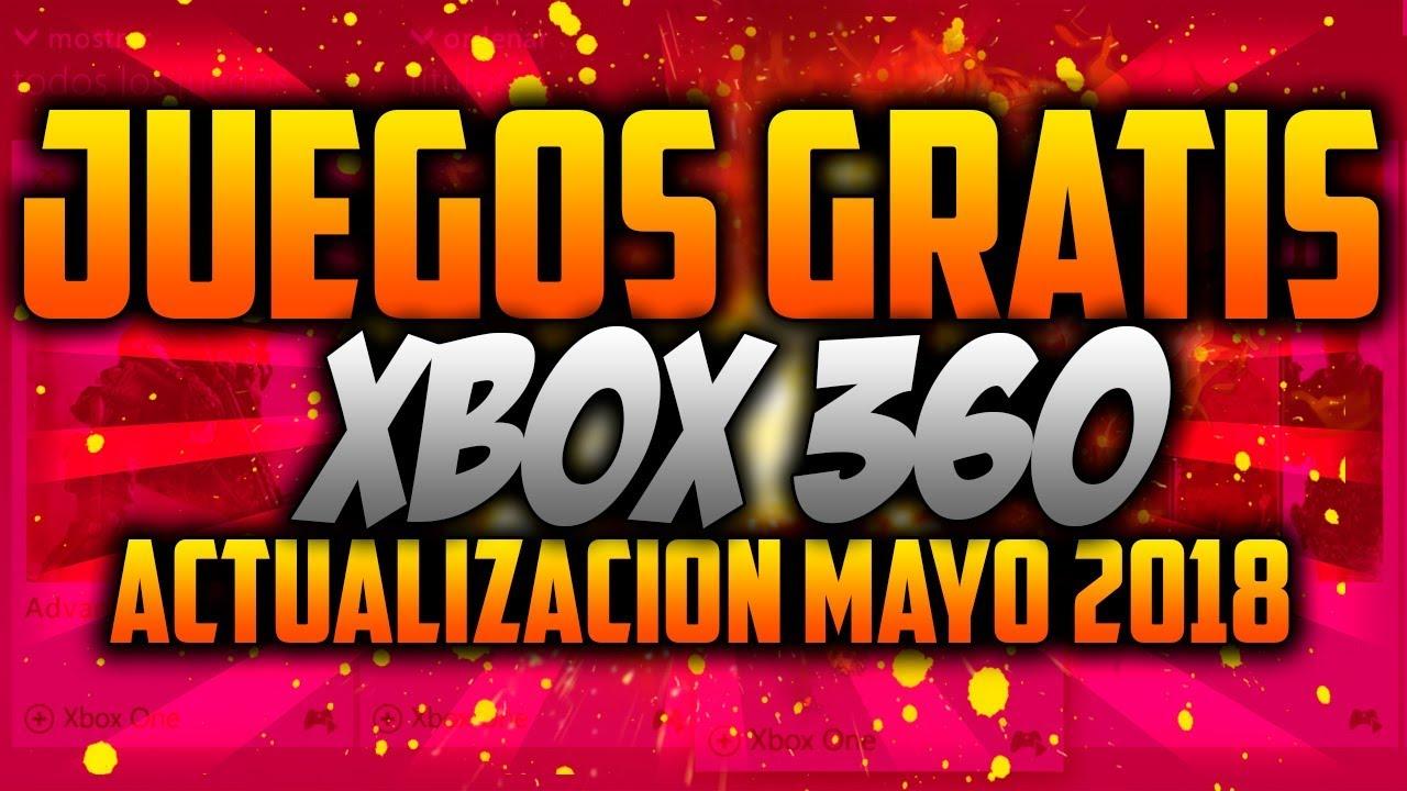 Juegos Gratis Xbox 360 Por Usb Nuevos Juegos 2018 Youtube