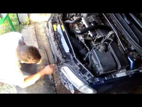 Радиатор охлаждения volvo s40 2 4