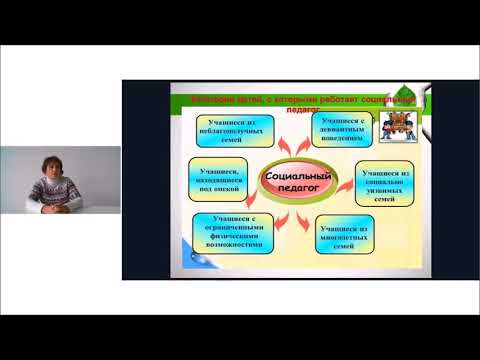 Роль социального педагога в системе работы школы