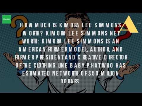 What Is Kimora Lee Simmons Net Worth?
