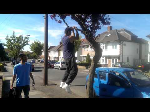 East London Calisthenics - Nav