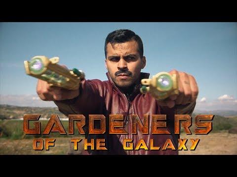Gardeners Of The Galaxy | David Lopez