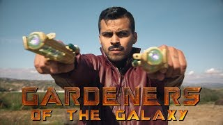 Gardeners of the Galaxy | David Lopez