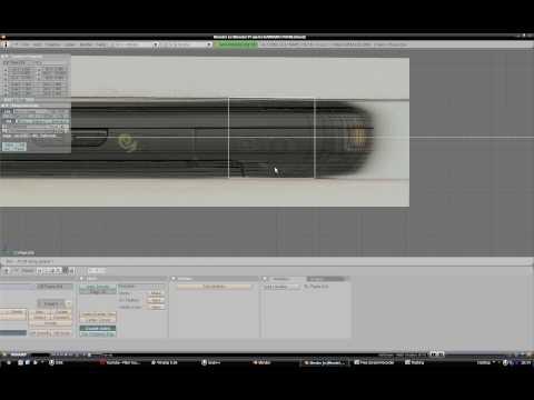 Blender Modeling timelapse Part 4: Samsung m3510