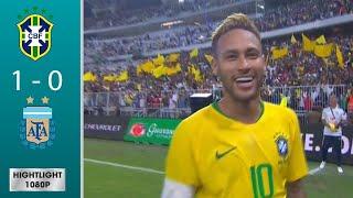 Dans un triste Brésil-Argentine, Joao Miranda offre la victoire aux siens dans les arrêts de jeu