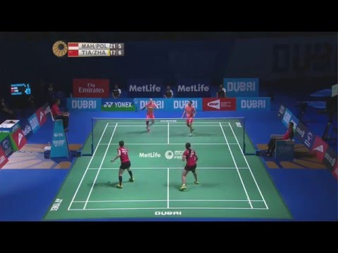 R32 - XD - M.Rijal/D.Susanto vs H.Hashimoto/M.Maeda - 2013 BWF World Championships from YouTube · Duration:  1 hour 1 minutes 36 seconds