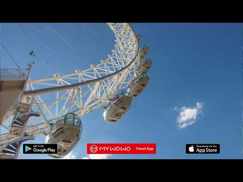 London Eye – Introduction – London – Audio Guide – MyWoWo  Travel App