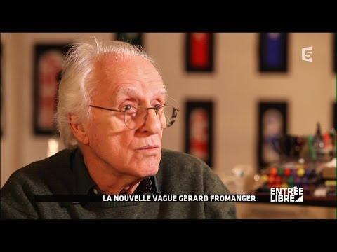Le centre Pompidou expose Gérard Fromager - Entrée libre
