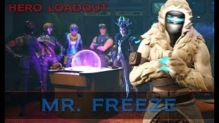 Fortnite ~ Hero Loadout [Mr. Freeze feat. the Boom Bow]