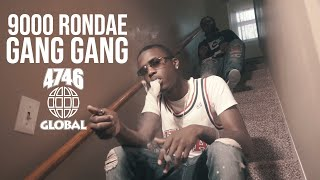 9000 Rondae - Gang Gang (Official Music Video)