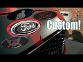 New Custom Ford Gelled Badges For Any Ford Vehicle [@GelBadgesAU] [Install]