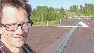 Стрим с крыши