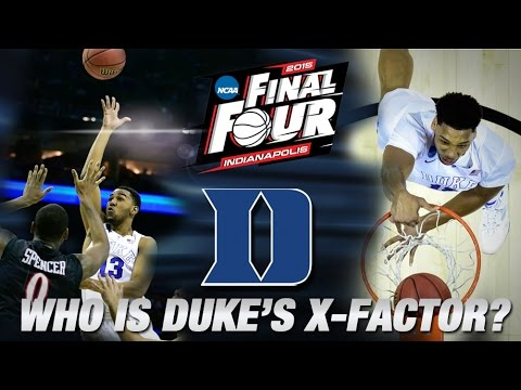 X-Factor: Key matchups for Duke men's basketball in the ACC ...