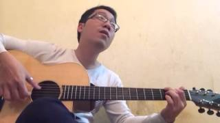 Anh thấy nhớ em guitar