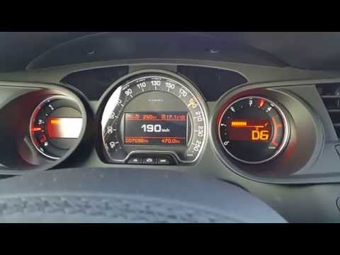 2015 citroen c5 2 0hdi 0 190 km h youtube. Black Bedroom Furniture Sets. Home Design Ideas