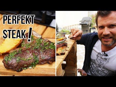 T-bone steak sütés, ahogy azt kell!