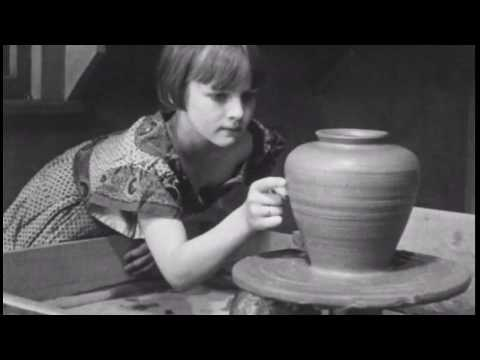 The Pottery Maker, 1926 | From the Vaults