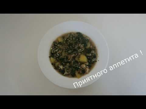 Суп из Крапивы с Яйцом / Весенний и Полезный Суп по Старому Армянскому Рецепту от Cookaricook