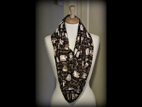 How To Make An Infinity Scarf (A Twisted Tutorial)