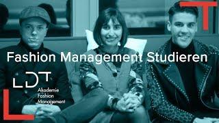 Fashion Management Studieren an der LDT 🎓
