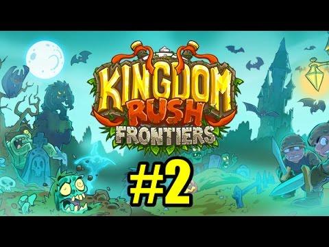 Kingdom Rush Origins Ловись рыбка  The Crystal Lake №9
