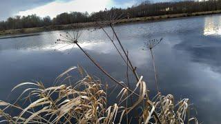 ОТКРЫТИЕ РЫБОЛОВНОГО СЕЗОНА 2020 Пытаюсь рыбачить на поплавок на Канале имени Москвы в апреле