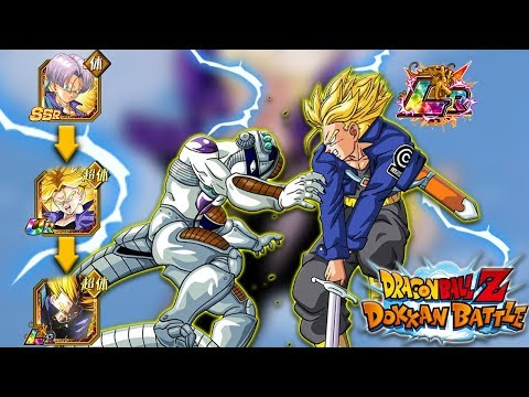 HOW TO PREPARE FOR LR TRUNKS ON GLOBAL!!  START FARMING NOW!!  | DRAGON BALL Z DOKKAN BATTLE