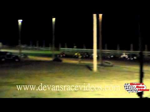 August 24, 2013 | RMMRA Midget A-Main | Phillips County Raceway