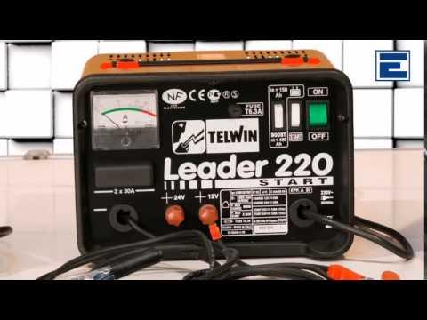 Leader 220 Start Инструкция - фото 11