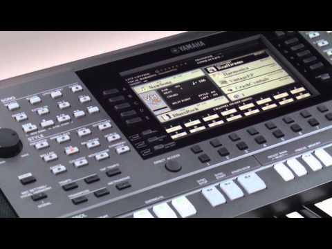 Keyboard Workstation Vs Arranger : yamaha psr s770 arranger keyboard workstation demo by s doovi ~ Hamham.info Haus und Dekorationen