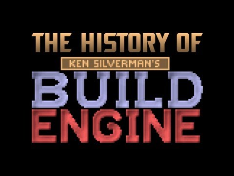 The History of Ken Silverman's Build Engine