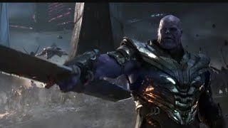 Thanos Endgame VS Ebony Maw
