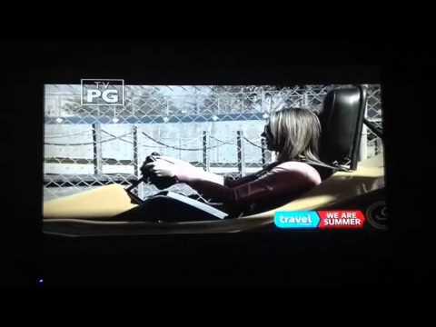 Ambassador racing Travel channel  Game on America