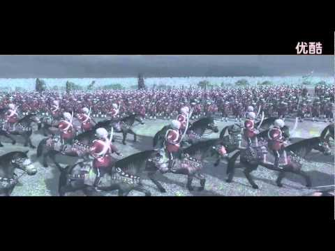 Medieval 2 Total War Machinima:  Battle of Palikao of the Se