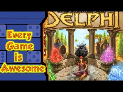Every Game is Awesome - The Oracle of Delphi