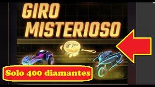 ASI FUNCIONA EL NUEVO EVENTO WEB GIRO MISTERIOSO FREE FIRE