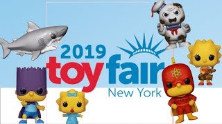New York Toy Fair Funko Pop Reveals!! | 2019