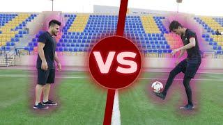 تحديات ضد عبد الرحمن بعد غياب اكثر من سنة!! | أول مقطع لي فمصر😍🇪🇬