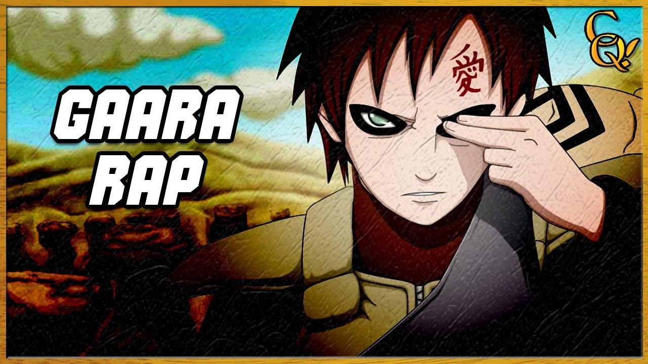 GAARA RAP! ft. Lollia (Prod. Stu Brootal) - Connor Quest!