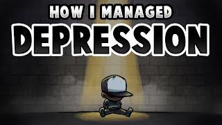 HOW I MANAGED DEPRESSION | Fortnite