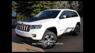 Jeep Grand Cherokee Trailhawk Concept 2012 Videos