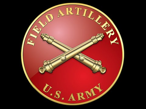 U.S. Army Field Artillery Officer