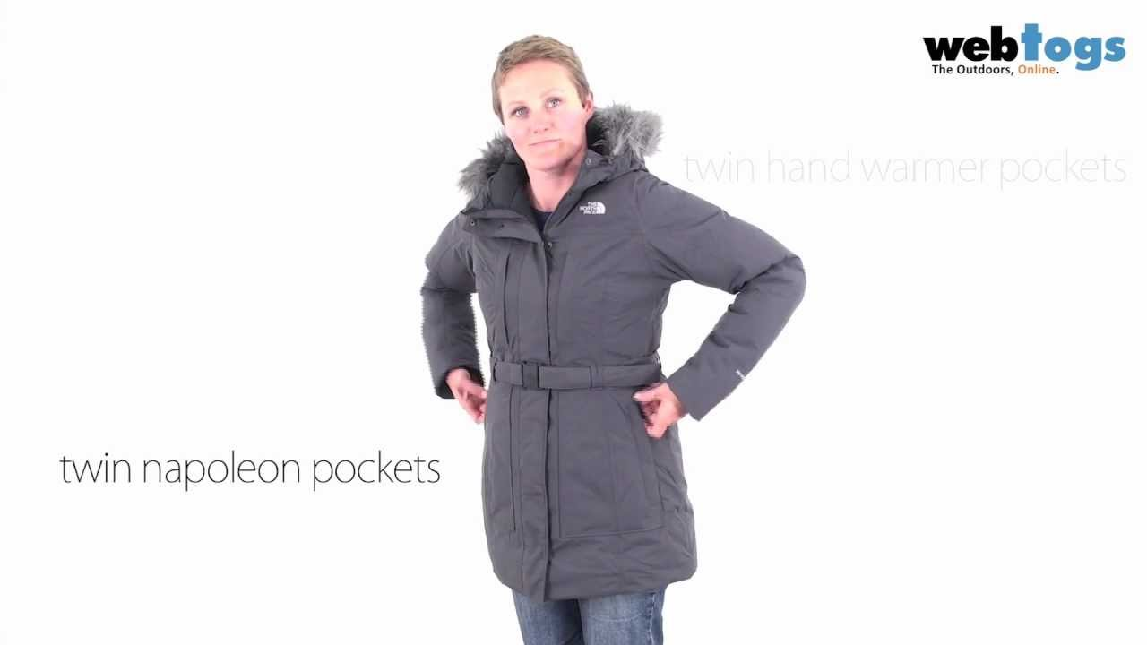 c291728e9 The North Face Women's Brooklyn Jacket - waterproof, down filled winter  warmer.