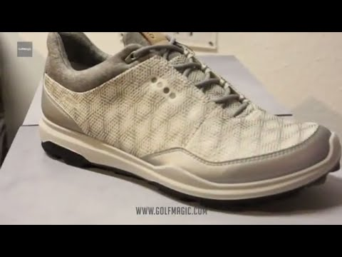 Ecco Biom Hybrid 3 golf shoe review: the shoe that changes Ecco's rep?