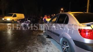 Երևանում բախվել են BMW ն ու Kia ն  կան վիրավորներ