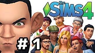 サイコ野郎を街に放り込んでみる【The Sims4実況】#1 thumbnail