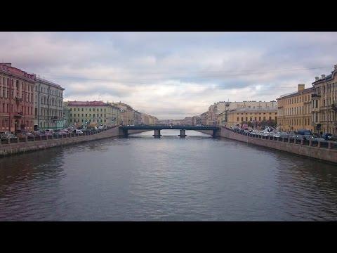 САНКТ-ПЕТЕРБУРГ / НАБЕРЕЖНАЯ ФОНТАНКИ / 2015