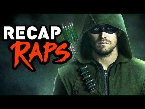 ARROW RECAP RAP (Seasons 1-5)
