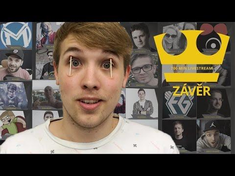 Jirka Hraje - Závěr 700 MIN Livestreamu